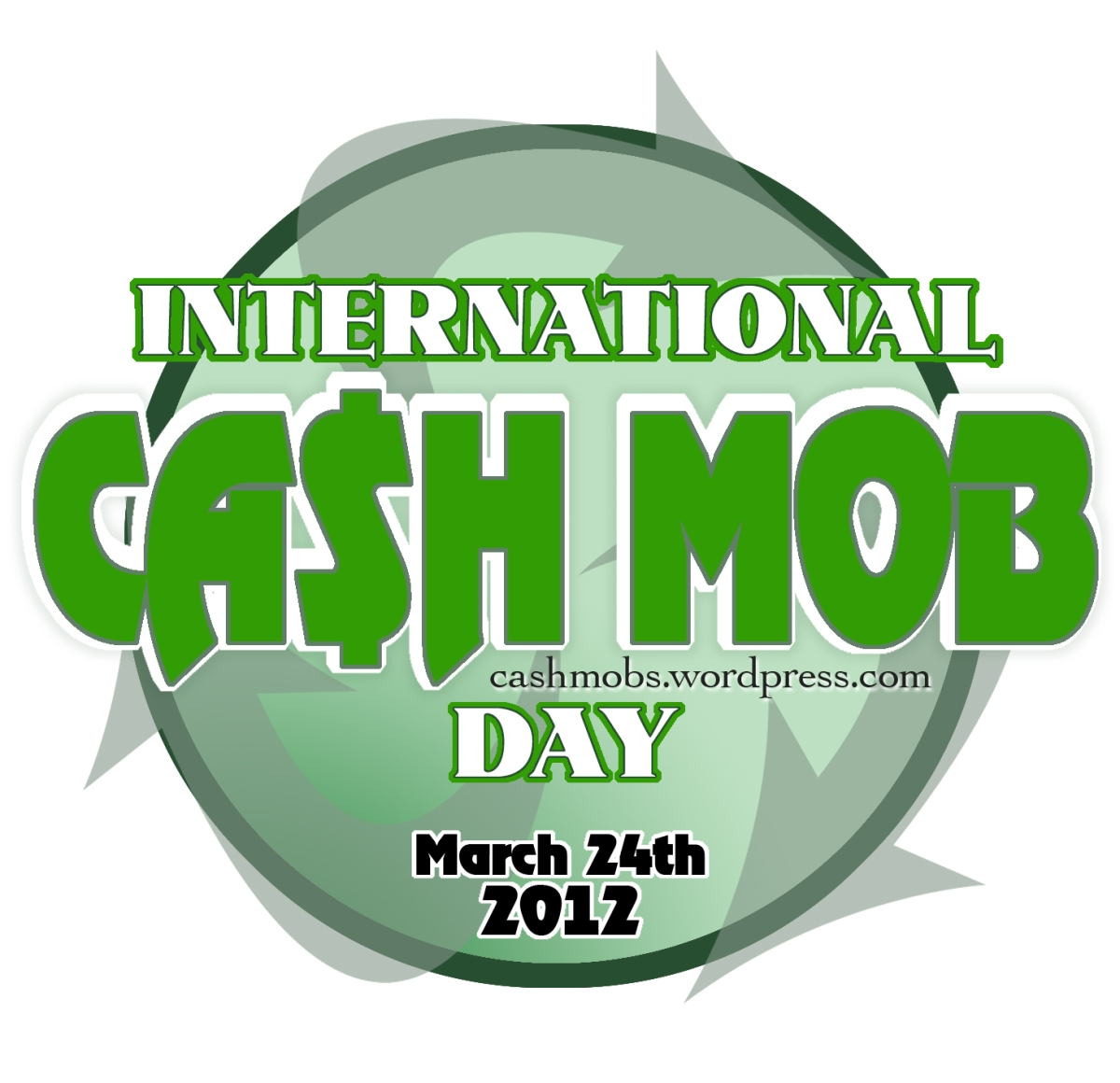 International Cash Mob Day