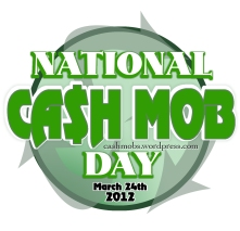 National Cash Mob Day